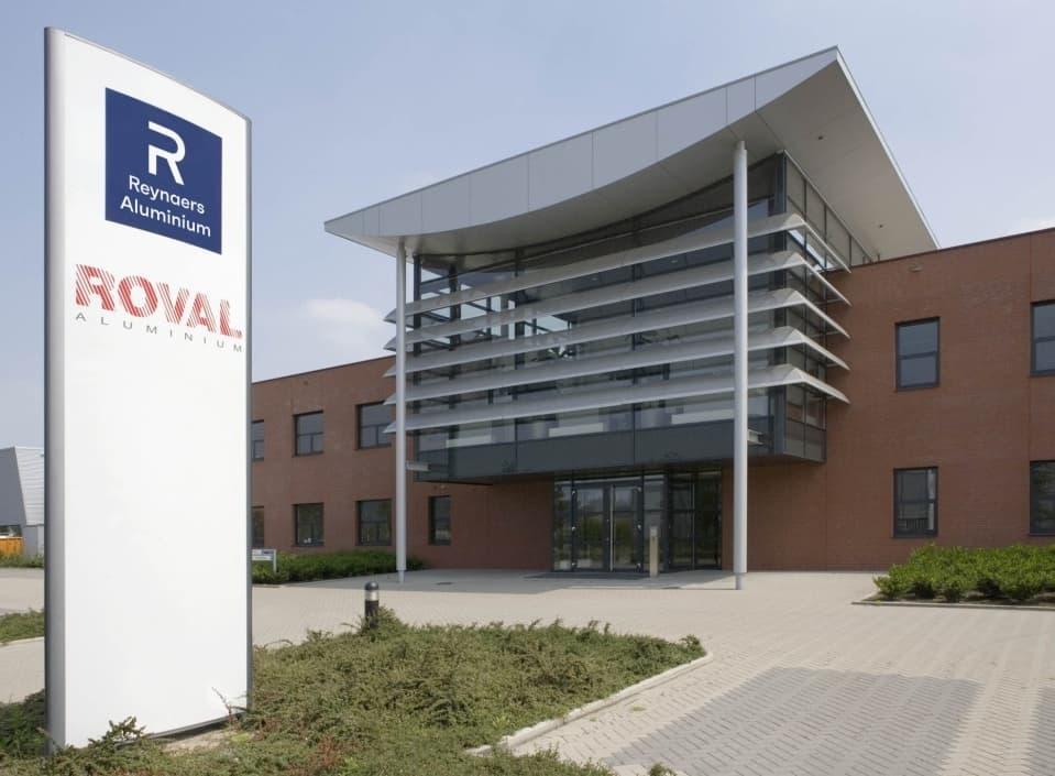 Roval Aluminium: Totaal supplier of aluminium building products